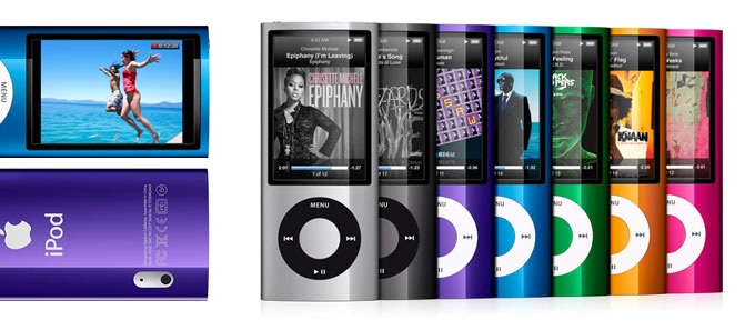 """Apple iPod nano"" grotuvas"
